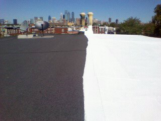 Castle Ave South Philly Be Cool Roof Coatings